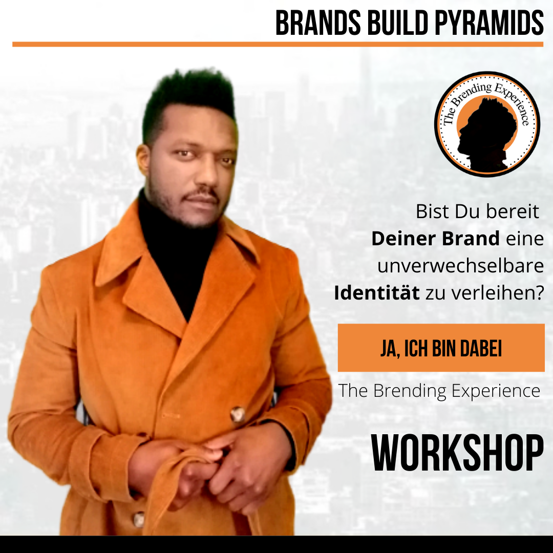 Brands Build Pyramids - Brent Armstrong
