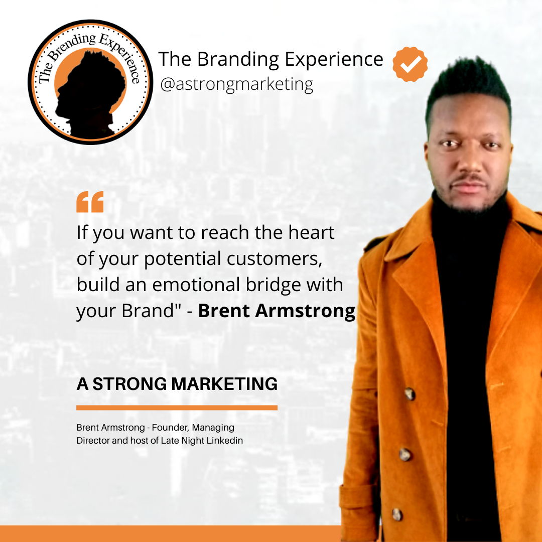 Brands Build emotional Bridges and Pyramids- Brent Armstrong